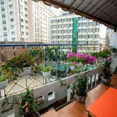 Отель Halong Party Hostel Вьетнам, Халонг - отзывы, цены и фото номеров - забронировать отель Halong Party Hostel онлайн балкон
