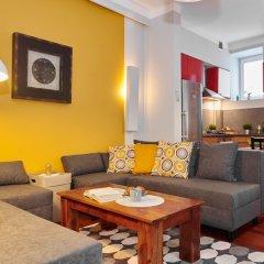 Отель Little Home - Chmielna 27 Польша, Варшава - отзывы, цены и фото номеров - забронировать отель Little Home - Chmielna 27 онлайн комната для гостей фото 3