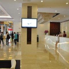 Отель Oriental Taoyuan Hotel Китай, Сямынь - отзывы, цены и фото номеров - забронировать отель Oriental Taoyuan Hotel онлайн интерьер отеля фото 3
