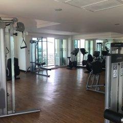 Отель LK President фитнесс-зал фото 4