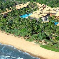 Отель Royal Palms Beach Hotel Шри-Ланка, Калутара - отзывы, цены и фото номеров - забронировать отель Royal Palms Beach Hotel онлайн пляж фото 2