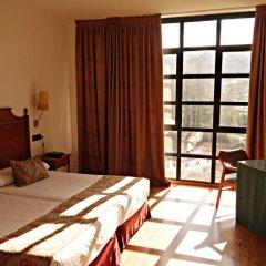 Отель Conjunto Hotelero La Pasera Кангас-де-Онис комната для гостей фото 2