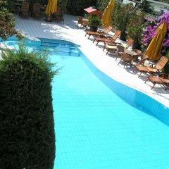 Отель Admiral Черногория, Будва - отзывы, цены и фото номеров - забронировать отель Admiral онлайн бассейн