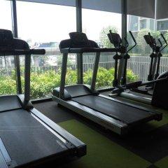 Отель The Skyloft Бангкок фитнесс-зал фото 2