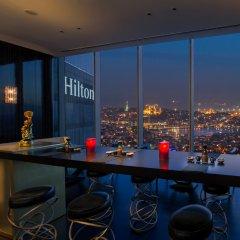 Hilton Istanbul Bomonti Hotel & Conference Center гостиничный бар