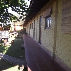 Отель Hosteria Santa Francisca Вилья Кура Брочеро балкон