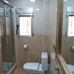 Отель JL Ciudad de las Artes ванная