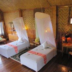 Отель Paradise Inle Resort спа