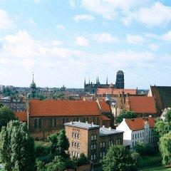Отель Ibis Gdansk Stare Miasto Гданьск балкон