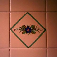 Отель Villa En Rose Равелло ванная