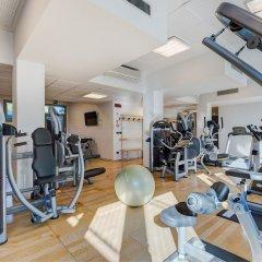 Отель Camplus Living Bononia фитнесс-зал фото 3