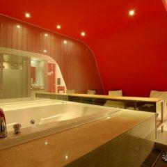 Отель Hwagok Lush Hotel Южная Корея, Сеул - отзывы, цены и фото номеров - забронировать отель Hwagok Lush Hotel онлайн ванная фото 10