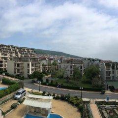 Отель Africana Болгария, Свети Влас - отзывы, цены и фото номеров - забронировать отель Africana онлайн пляж фото 2