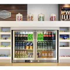 Отель Hampton by Hilton London Docklands питание