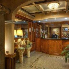 Comfort Hotel Bolivar интерьер отеля