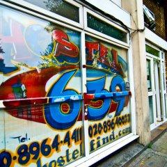 Отель Kensal Green Backpackers 1 Великобритания, Лондон - 2 отзыва об отеле, цены и фото номеров - забронировать отель Kensal Green Backpackers 1 онлайн спа