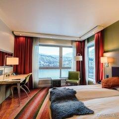 Radisson Blu Polar Hotel Spitsbergen Тромсе комната для гостей фото 3