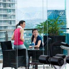 Отель Fraser Place Kuala Lumpur Малайзия, Куала-Лумпур - 2 отзыва об отеле, цены и фото номеров - забронировать отель Fraser Place Kuala Lumpur онлайн фитнесс-зал фото 4