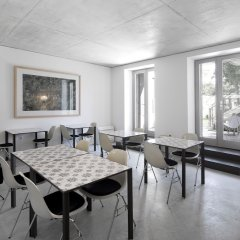 Отель Casa do Conto & Tipografia питание