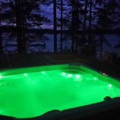 Гостиница Domnan Pirtti бассейн