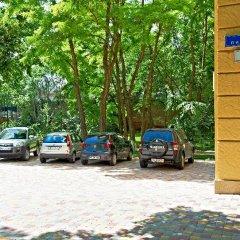 Гостиница Rauhvergher Profitable House парковка