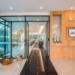 J Inspired Hotel Pattaya интерьер отеля