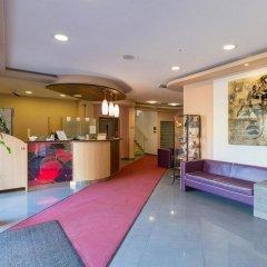 Arion Airport Hotel интерьер отеля