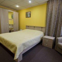 Гостиница Сити комната для гостей фото 2