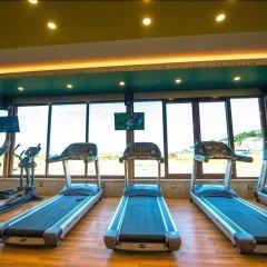 Babillon Hotel Spa & Restaurant Турция, Ризе - отзывы, цены и фото номеров - забронировать отель Babillon Hotel Spa & Restaurant онлайн фитнесс-зал