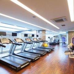 Отель Fraser Place Central Seoul Сеул фитнесс-зал фото 2
