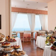 Imperial Hotel Tramontano питание