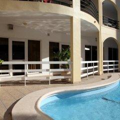 Отель CALEMA Монте-Горду бассейн фото 2