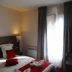 Hotel La Perle Montparnasse комната для гостей фото 3
