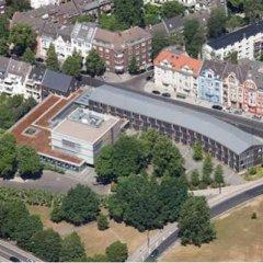 Отель Jugendherberge Düsseldorf бассейн