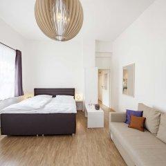 Отель cookionista Apartment Германия, Нюрнберг - отзывы, цены и фото номеров - забронировать отель cookionista Apartment онлайн комната для гостей фото 3