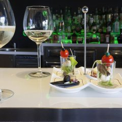 Отель Panoramic Hotel Plaza Италия, Абано-Терме - 6 отзывов об отеле, цены и фото номеров - забронировать отель Panoramic Hotel Plaza онлайн гостиничный бар