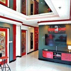 Отель Patong Tower 2.1 Patong Beach by PHR Таиланд, Патонг - отзывы, цены и фото номеров - забронировать отель Patong Tower 2.1 Patong Beach by PHR онлайн интерьер отеля фото 2