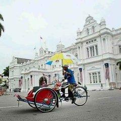 Отель Yeng Keng Hotel Малайзия, Пенанг - отзывы, цены и фото номеров - забронировать отель Yeng Keng Hotel онлайн городской автобус