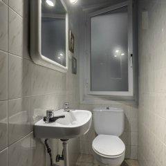 Отель SanSebastianForYou Cathedral Apartment Испания, Сан-Себастьян - отзывы, цены и фото номеров - забронировать отель SanSebastianForYou Cathedral Apartment онлайн ванная фото 2