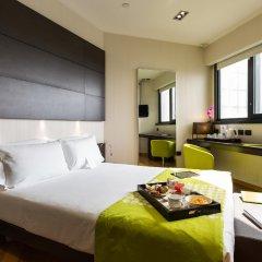 Отель The Hub Hotel Италия, Милан - 9 отзывов об отеле, цены и фото номеров - забронировать отель The Hub Hotel онлайн комната для гостей фото 3