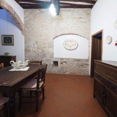 Отель Antica Posta Италия, Сан-Джиминьяно - отзывы, цены и фото номеров - забронировать отель Antica Posta онлайн интерьер отеля фото 3