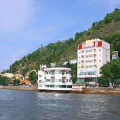 Отель Ha Long Hotel Вьетнам, Вунгтау - отзывы, цены и фото номеров - забронировать отель Ha Long Hotel онлайн пляж