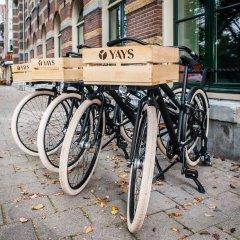 Апартаменты Yays Oostenburgergracht Concierged Boutique Apartments спортивное сооружение