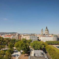 Отель Ritz Carlton Budapest Будапешт городской автобус