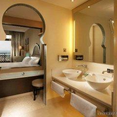 Отель Hilton Ras Al Khaimah Resort & Spa ванная