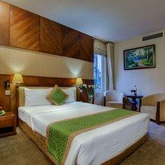 Отель Emerald Hotel Вьетнам, Ханой - отзывы, цены и фото номеров - забронировать отель Emerald Hotel онлайн комната для гостей фото 4