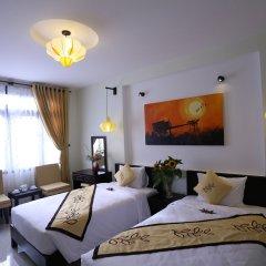 Отель Hoi An Cottage Villa Вьетнам, Хойан - отзывы, цены и фото номеров - забронировать отель Hoi An Cottage Villa онлайн комната для гостей фото 3