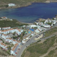 Отель Carema Club Resort пляж