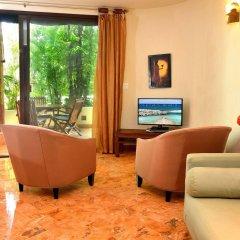 Отель Porto Playa Condo Hotel & Beachclub Мексика, Плая-дель-Кармен - отзывы, цены и фото номеров - забронировать отель Porto Playa Condo Hotel & Beachclub онлайн комната для гостей фото 4