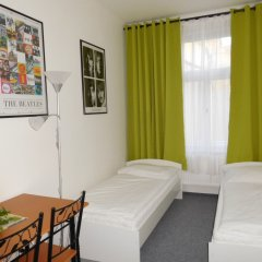 Hostel Hello Прага комната для гостей фото 2